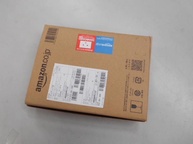 Amazonから荷物が届きました……?