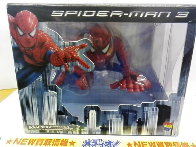 9/28 フィギュア買取情報!!~「スパイダーマンVSヴェノム」デフォルメされたフィギュアを買い取らせて頂きました!!~【#メディオ!沖新店】