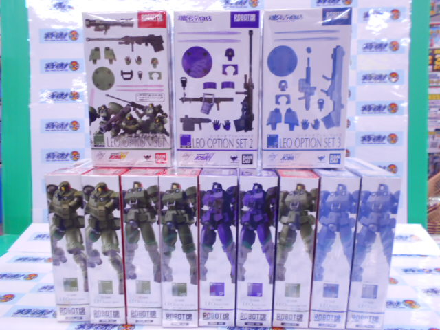 ROBOT魂リーオーシリーズ大量買取!
