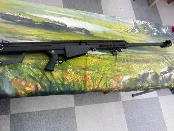 コッキング銃とは思えない、この重量!この存在感!!『スノーウルフ バレット M82A1』買い取りました!/【#メディオ!沖新】