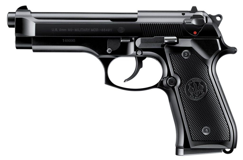 ガスブローバック「U.S. M9ピストル」入荷