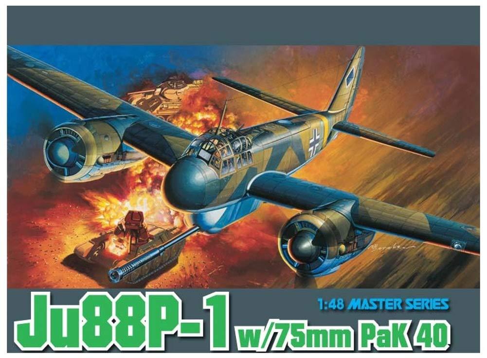 Ju88P-1 & 75mm対戦車砲 PaK40 入荷