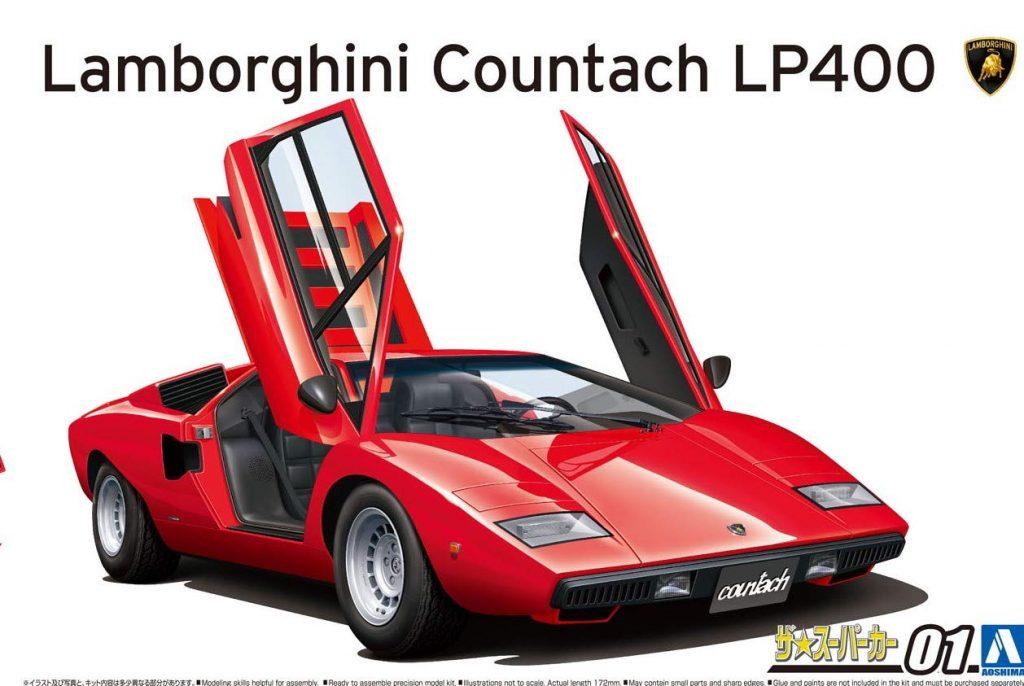`74 ランボルギーニ カウンタック LP400 入荷