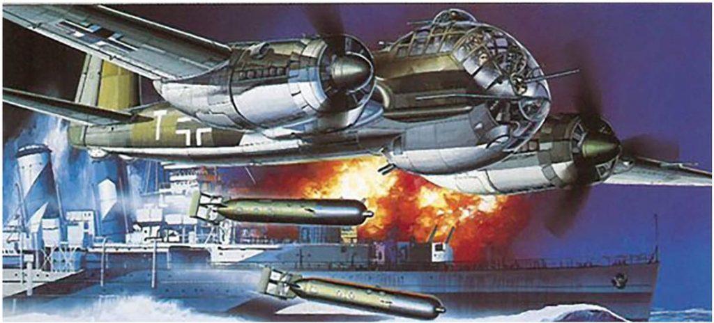 ユンカース Ju188A-1 レイヒャー 入荷
