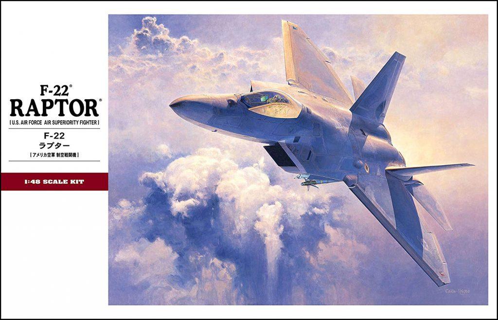 F-22A ラプター 再入荷