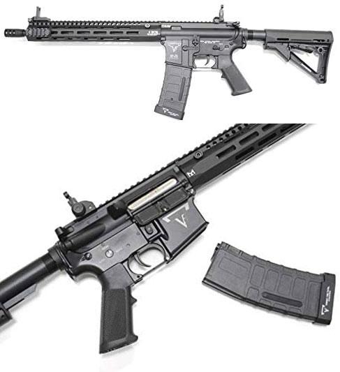 「AR-15 TTI M-LOKハンドガード」入荷しました