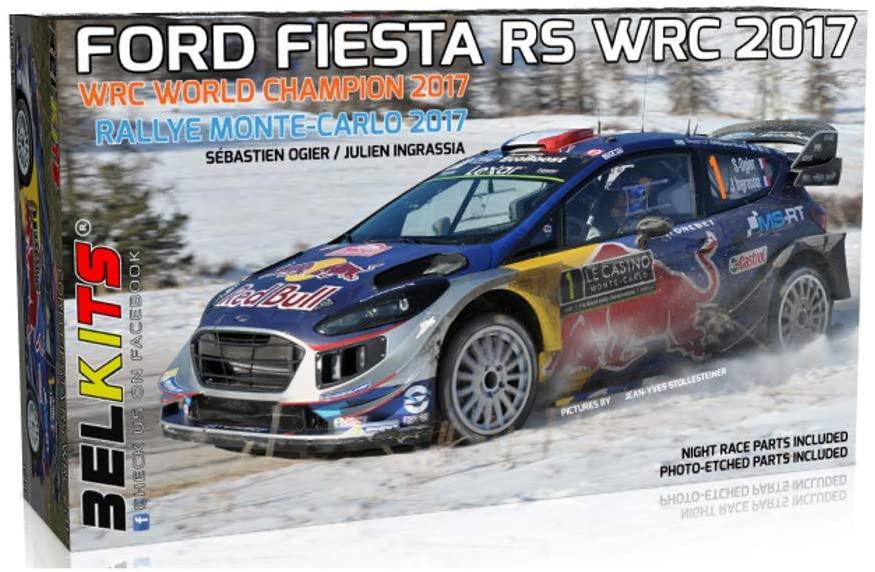 ォード フィエスタ RS WRC モンテカルロラリー 2017