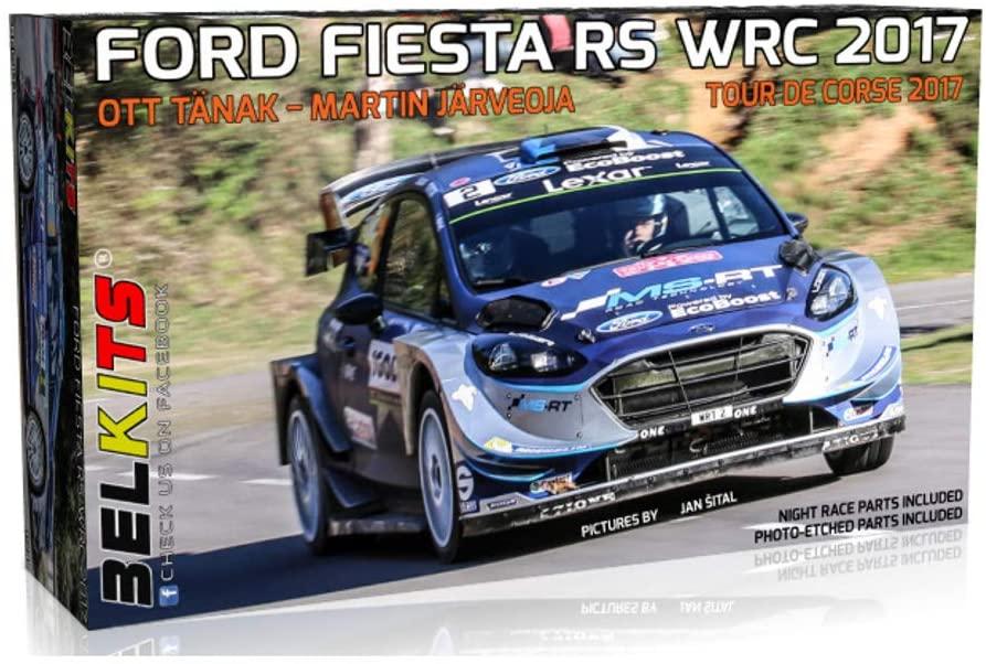 フォード フィエスタ RS WRC ツール・ド・コルス 2017