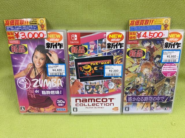 新作TVゲーム6月18日(木)発売!!(=゚ω゚)ノ