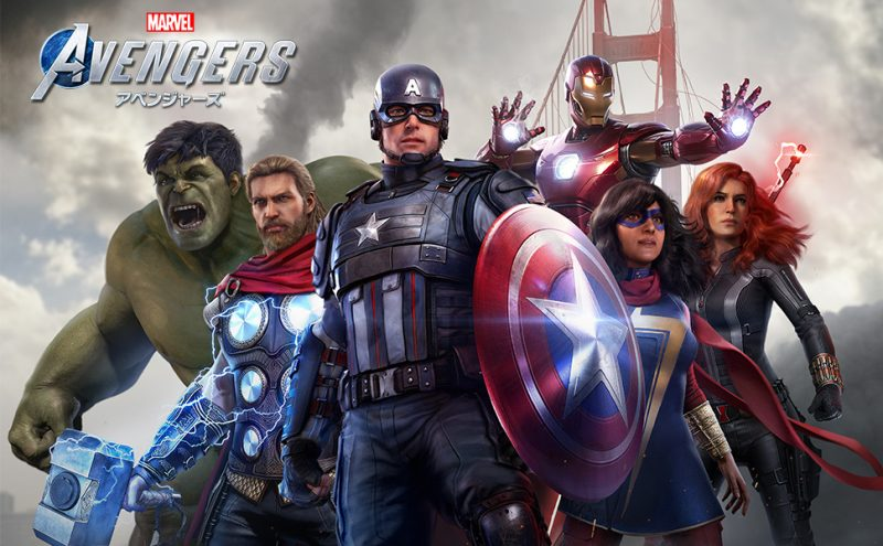 【予約でpt10%】9/4発売 PS4「Marvel's Avengers(アベンジャーズ)」