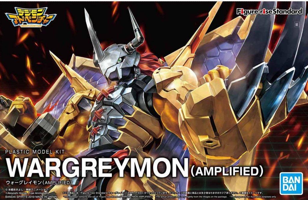 「Figure-rise Standard Amplified ウォーグレイモン」入荷