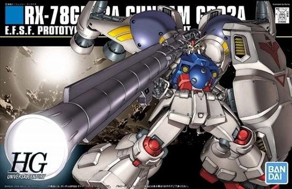 「HGUC RX-78 GP02A ガンダム試作2号機」再販入荷