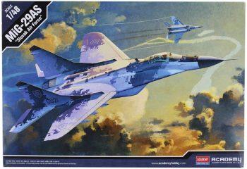 「1/48 MiG-29AS `スロヴァキア空軍` 」入荷