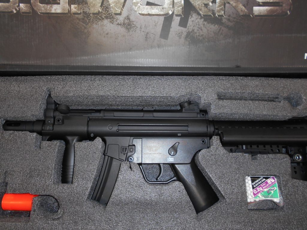 JG「MP5K」買取りました!