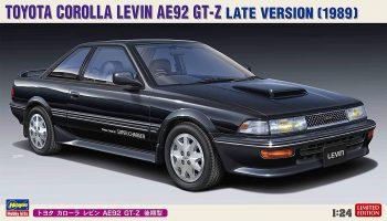「トヨタ カローラ レビン AE92 GT-Z 後期型」入荷