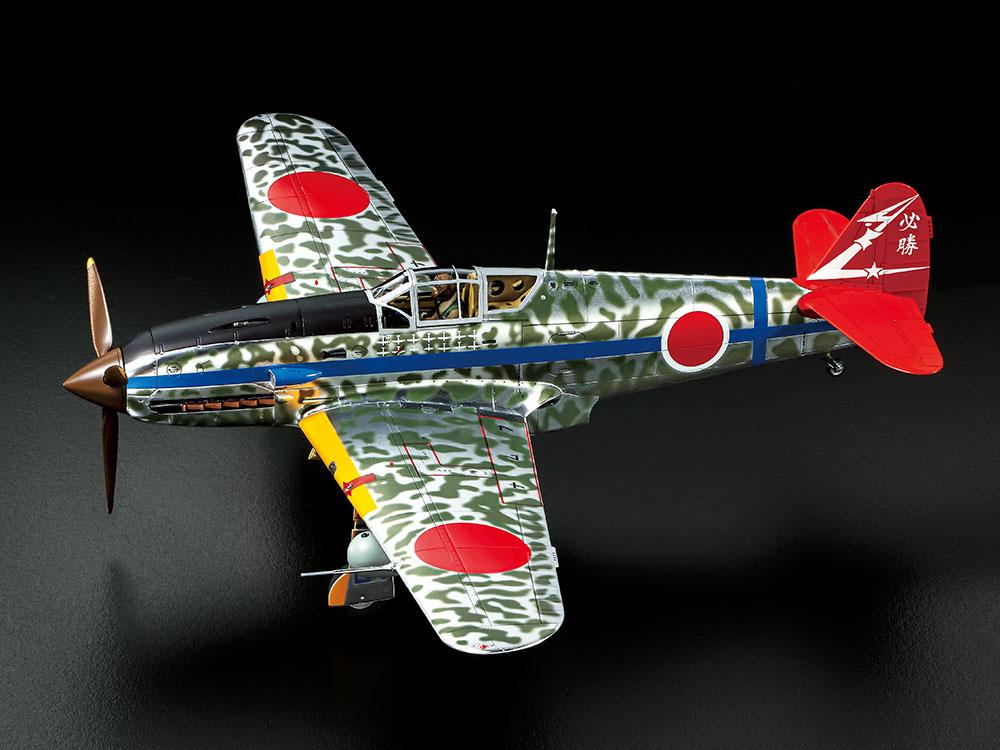 「1/48 川崎 三式戦闘機 飛燕I型丁 シルバーメッキ仕様」
