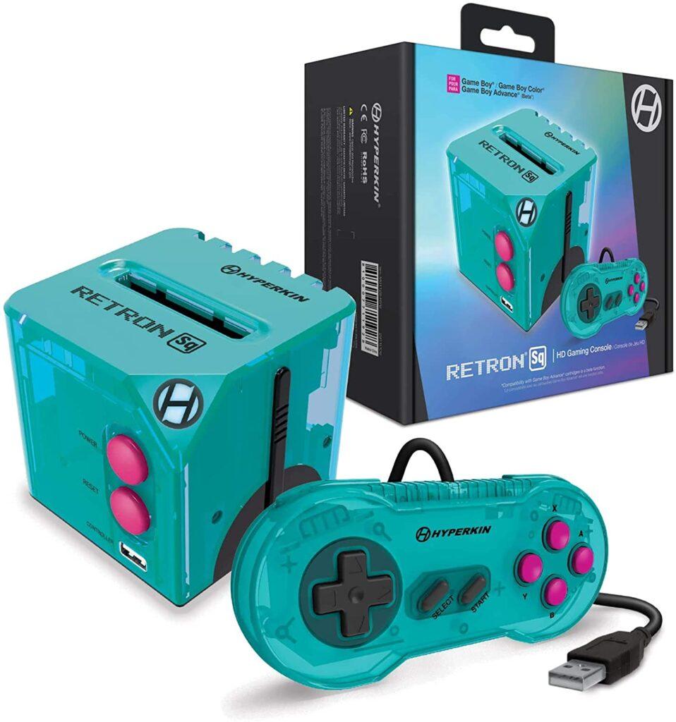 ゲームボーイ互換機「RetroN Sq: HD Gaming Console」入荷しました!!(=゚ω゚)ノ