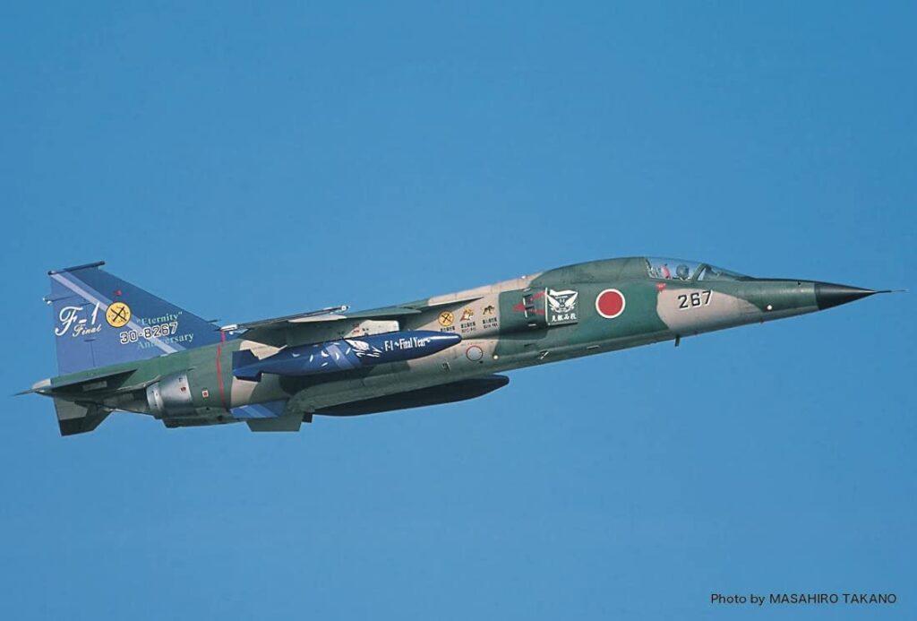 1/72航空自衛隊 F-1 第6飛行隊 ファイナルイヤー 2006