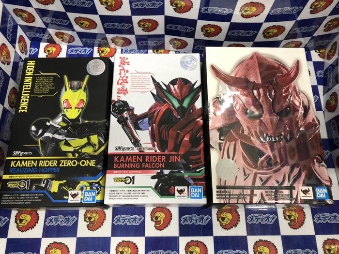 仮面ライダーアクションフィギュア買取ました!!