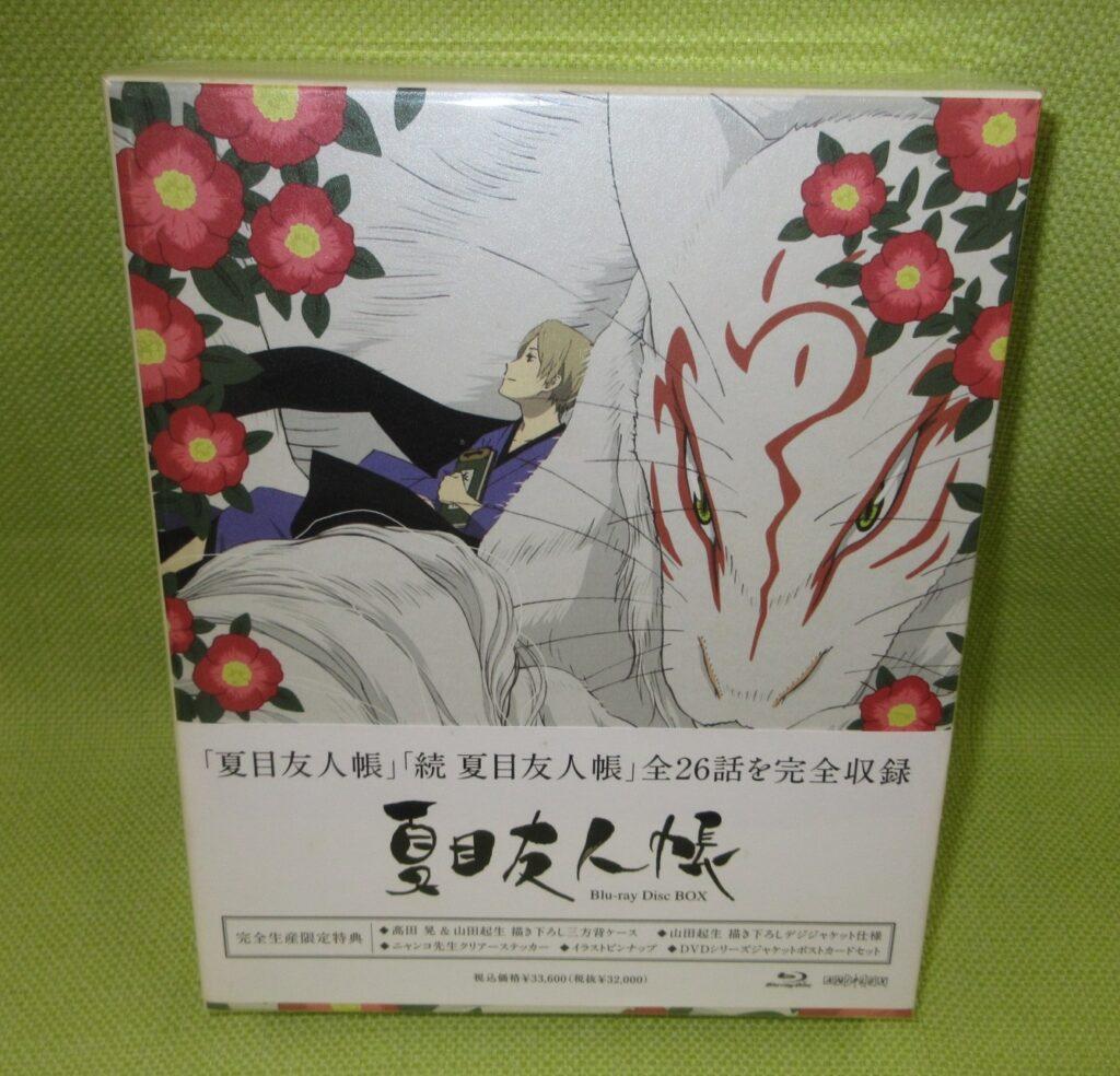 アニメのBlu-ray BOXを買取りましたヽ(≧ω≦)ノ