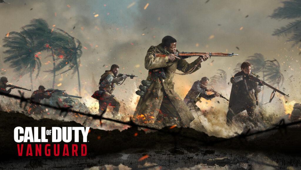 【予約でpt10%】11/5(金)発売 PS5/PS4「Call of Duty Vanguard」